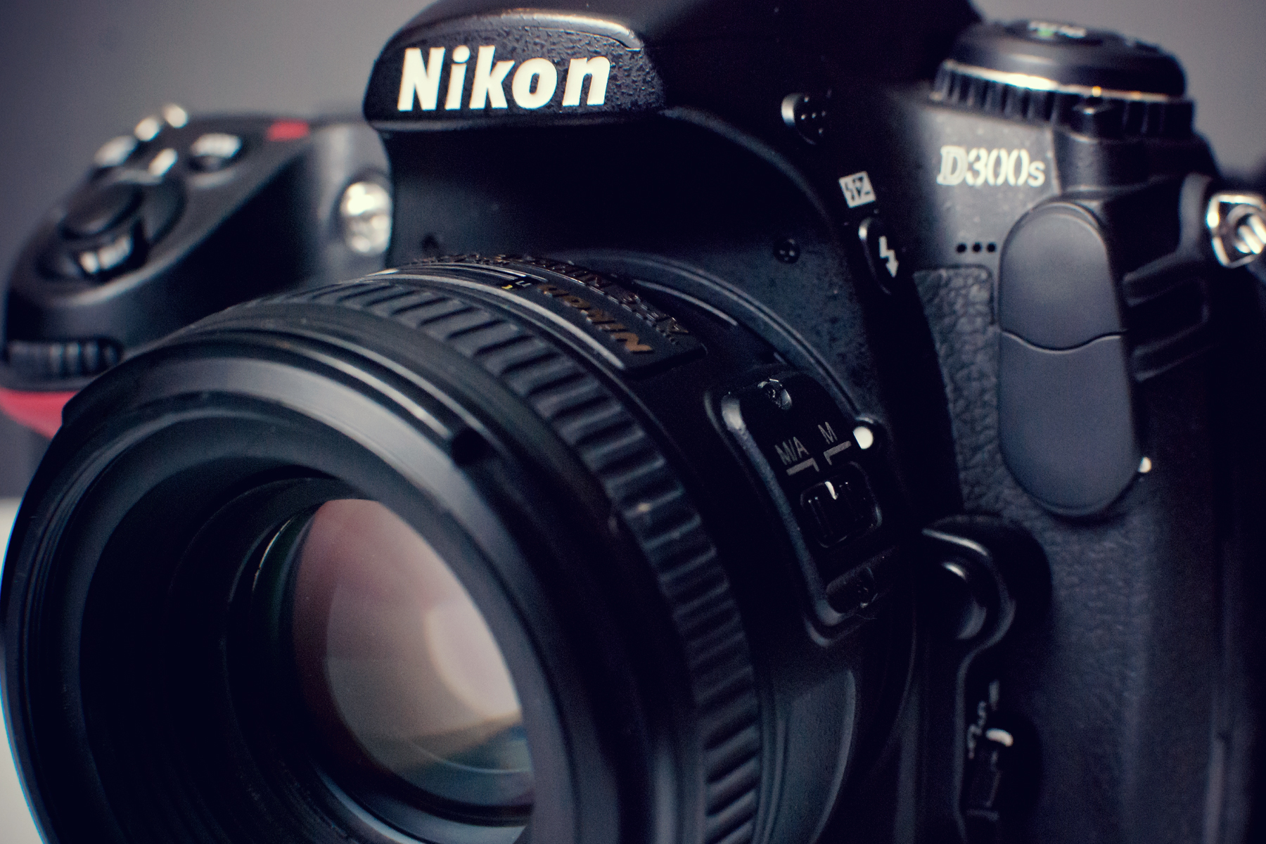 nikon, d300, camera