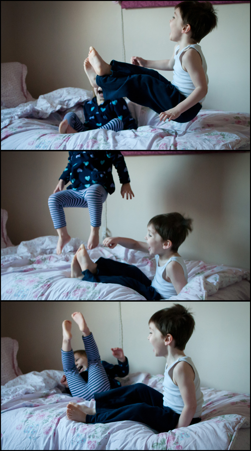bed, jumping, photographer, photography